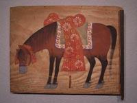 埼玉の絵馬ポスター